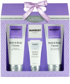 Marbert Bath & Body Classic σετ δώρου III.