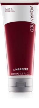 Marbert Woman Red sprchový a kúpeľový gél