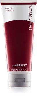 Marbert Woman Red гель для душа та ванни