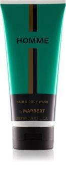 Marbert Homme sprchový gél a šampón 2 v 1