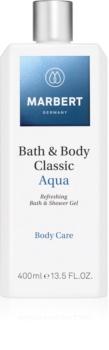 Marbert Bath & Body Classic sprchový a kúpeľový gél