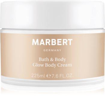 Marbert Bath & Body Glow třpytivý krém na tělo