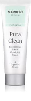 Marbert PuraClean crema hidratante matificante para pieles grasas