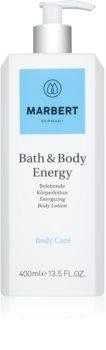 Marbert Bath & Body Energy leite corporal para mulheres 400 ml