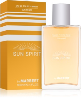 Marbert Sun Spirit Eau de Toilette for Women 100 ml