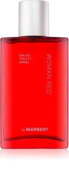 Marbert Woman Red eau de toilette nőknek 100 ml