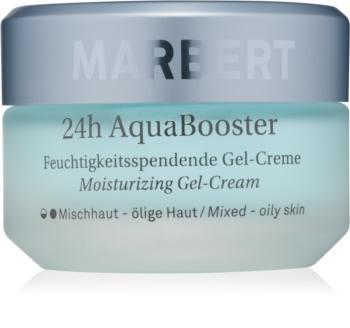 Marbert Moisture Care 24h AquaBooster hydratační gelový krém pro mastnou a smíšenou pleť