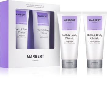 Marbert Bath & Body Classic σετ δώρου Ι.