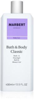 Marbert Bath & Body Classic Duschgel für Damen 400 ml
