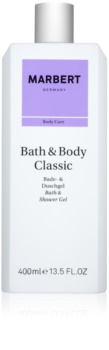 Marbert Bath & Body Classic gel za prhanje za ženske 400 ml