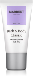 Marbert Bath & Body Classic Deodorant Roll-on for Women 50 ml