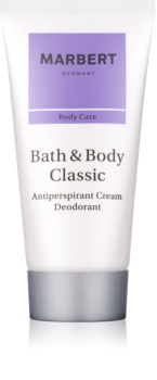 Marbert Bath & Body Classic Deodorant Cream for Women 50 ml
