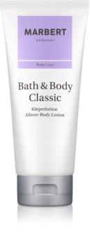 Marbert Bath & Body Classic tělové mléko pro ženy 200 ml