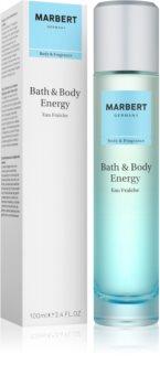 Marbert Bath & Body Energy osvěžující voda pro ženy 100 ml