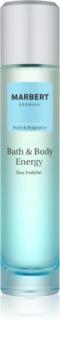 Marbert Bath & Body Energy osviežujúca voda pre ženy 100 ml