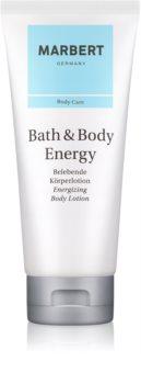 Marbert Bath & Body Energy lapte de corp pentru femei 200 ml