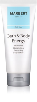 Marbert Bath & Body Energy lotion corps pour femme 200 ml