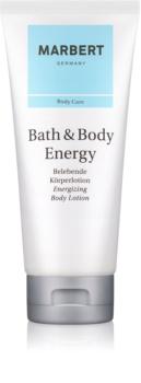 Marbert Bath & Body Energy mleczko do ciała dla kobiet 200 ml