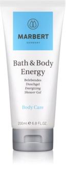 Marbert Bath & Body Energy sprchový gél pre ženy 200 ml