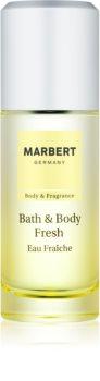 Marbert Bath & Body Fresh osvěžující voda pro ženy 50 ml
