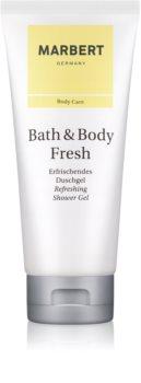 Marbert Bath & Body Fresh żel pod prysznic dla kobiet 200 ml