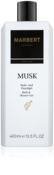 Marbert Bath & Body Musk Shower And Bath Gel