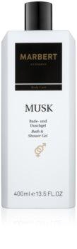 Marbert Bath & Body Musk sprchový a koupelový gel