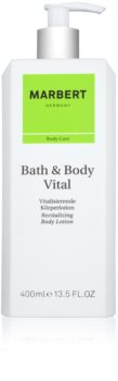 Marbert Bath & Body Vital Revitalisierende Körpermilch