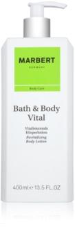 Marbert Bath & Body Vital revitalizující tělové mléko