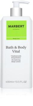 Marbert Bath & Body Vital відновлююче молочко для душу