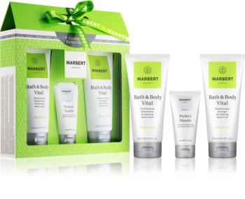 Marbert Bath & Body Vital Cosmetic Set I.