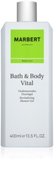 Marbert Bath & Body Vital gel de ducha revitalizante