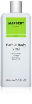 Marbert Bath & Body Vital відновлюючий гель для душу