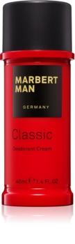 Marbert Man Classic deodorant cream pentru barbati 40 ml