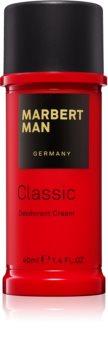 Marbert Man Classic déodorant crème pour homme 40 ml