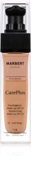 Marbert CarePlus зволожуючий тональний крем SPF 20