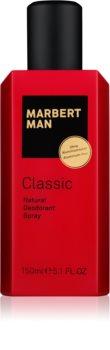 Marbert Man Classic deodorant s rozprašovačem pro muže 150 ml