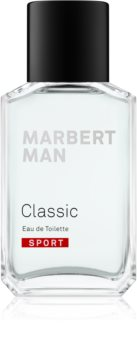 Marbert Man Classic Sport Eau de Toilette for Men 50 + 15 ml
