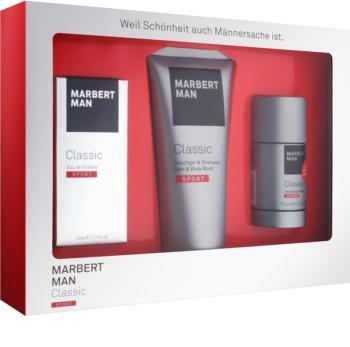 Marbert Man Classic Sport Gift Set I. for Men