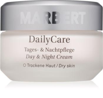 Marbert Basic Care Daily Care creme de dia e noite  para pele seca