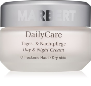 Marbert Basic Care Daily Care Day And Night Cream For Dry Skin