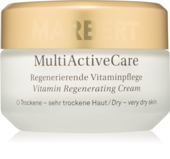 Marbert Anti-Aging Care MultiActiveCare regenerační vitaminový krém pro suchou až velmi suchou pleť