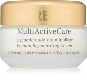 Marbert Anti-Aging Care MultiActiveCare Vitamin Regenerating Cream - Dry to Very Dry Skin