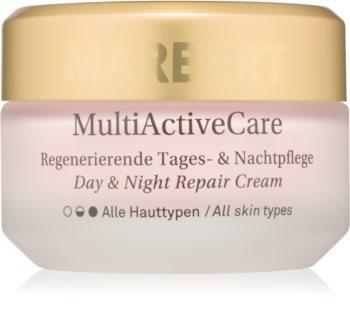 Marbert Anti-Aging Care MultiActiveCare creme de dia e noite  com efeito regenerador