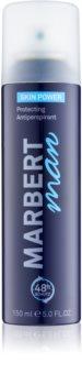 Marbert Man Skin Power deospray pentru barbati 150 ml