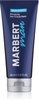 Marbert Man Skin Power żel pod prysznic dla mężczyzn 200 ml