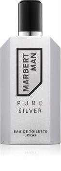 Marbert Man Pure Silver eau de toilette para hombre 125 ml