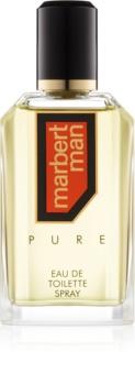 Marbert Man Pure Eau de Toilette for Men 75 ml
