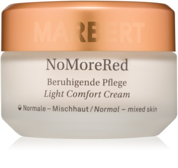 Marbert Anti-Redness Care NoMoreRed crème légère apaisante pour peaux normales à mixtes