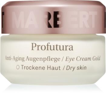Marbert Anti-Aging Care Profutura creme contorno de olhos antirrugas para pele seca a muito seca